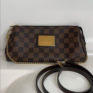 Authentic LV Eva